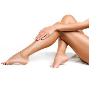 Депиляция ног до колен